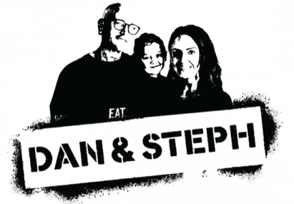 Dan and Steph